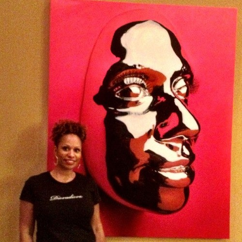 realistic paintings by kip omolade