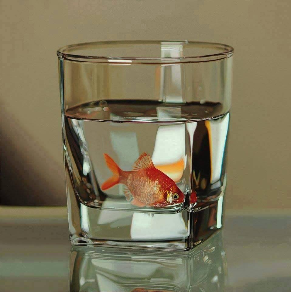 realistic oil painting by kim youngsung