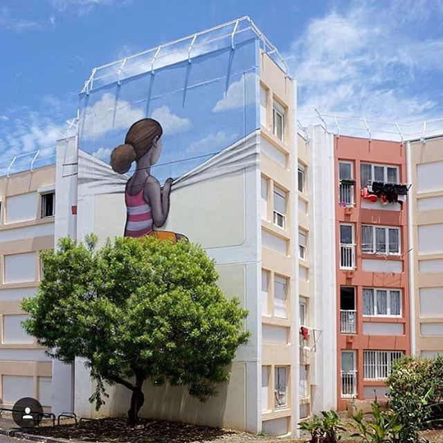 street art by seth globepainter