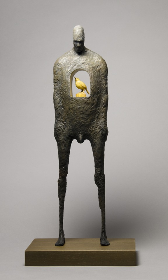 creative sculpture by john morris