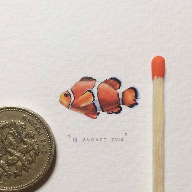 fish creative paintings by lorraine loots