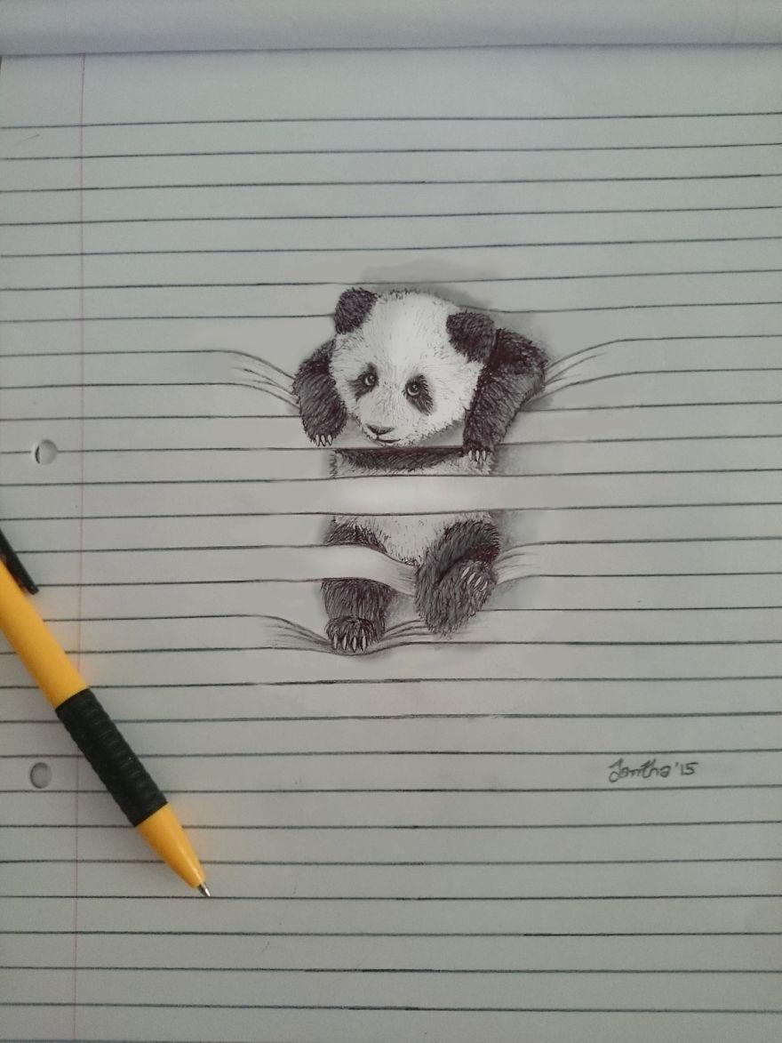 3d art idea by iantha naicker