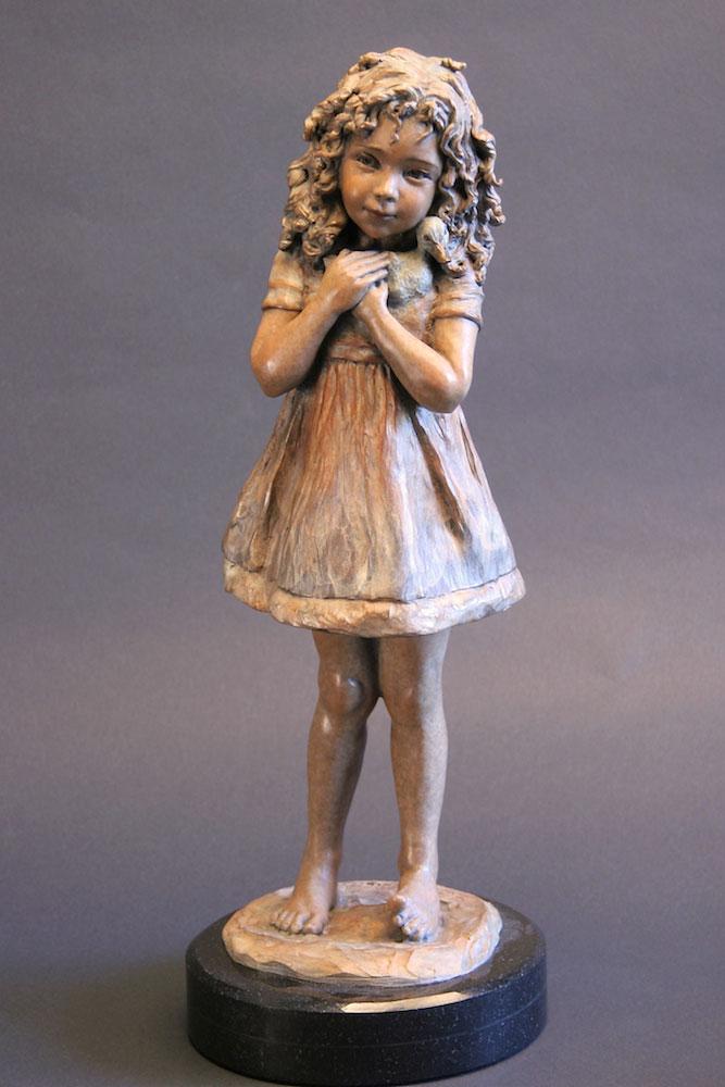 9 sculpture works by angela mia la vega