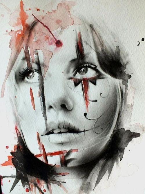 watercolor paintings by glen preece