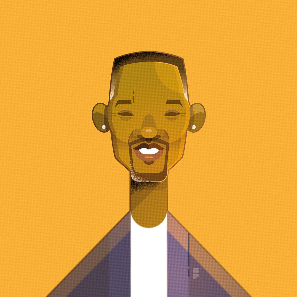 15 illustrated character portrait by ricardo polo
