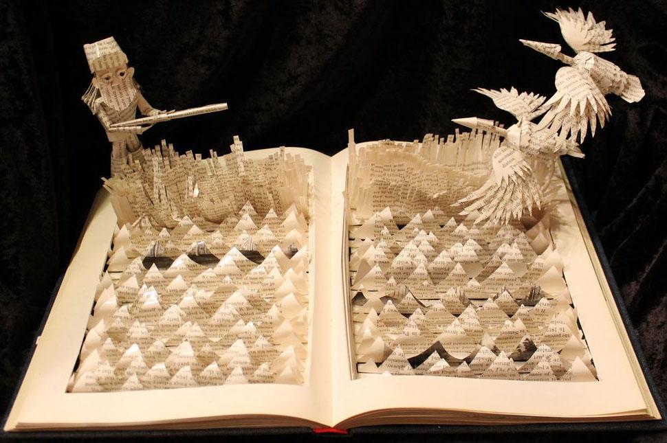 duck book art