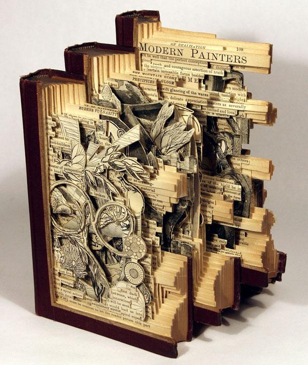 modern book art
