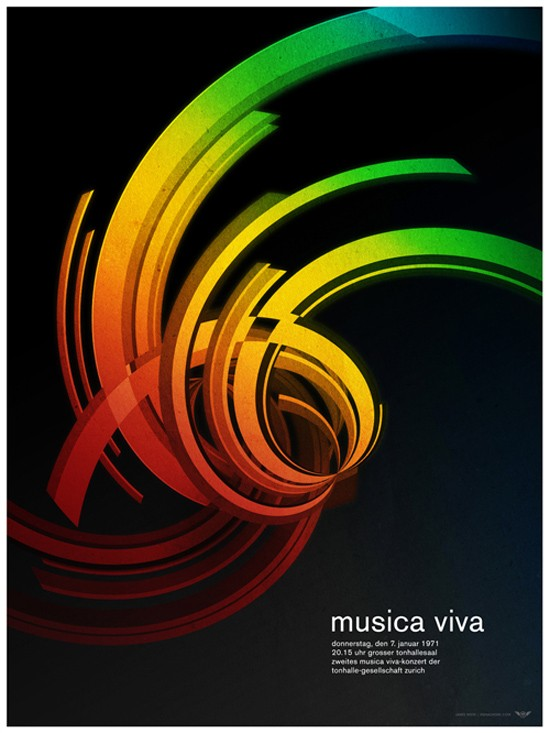 musica digital art james