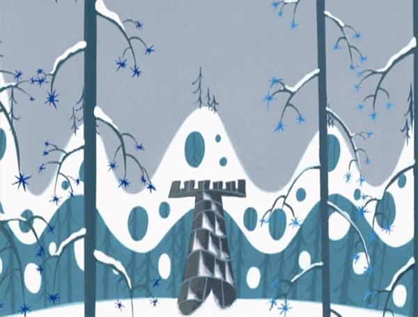 snow digital art james
