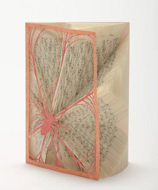 spider book art