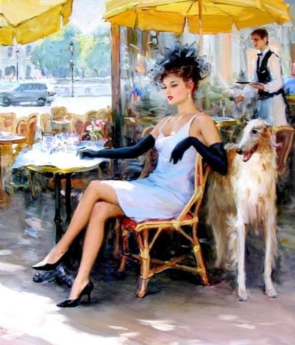 enjoying-woman-paintings-konstantin