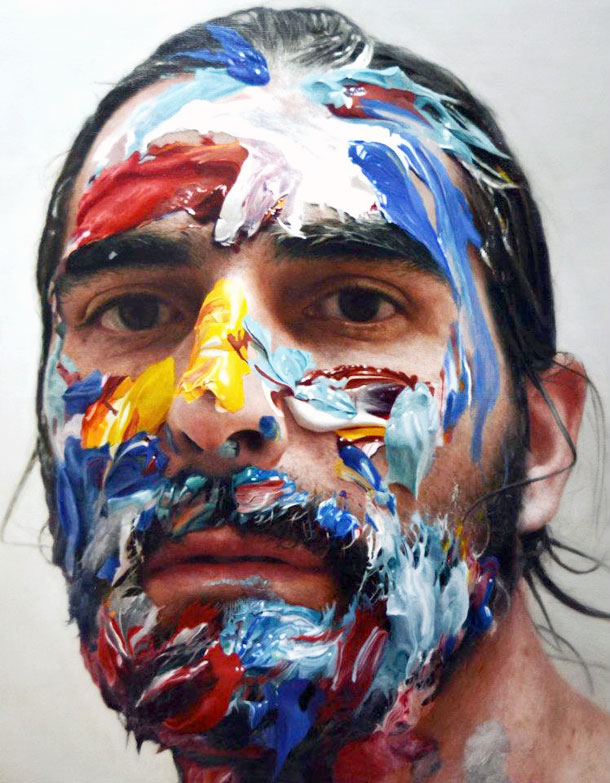 7 realistic portrait painting by eloy morales