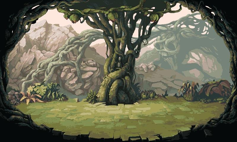 tree illustration foolstown