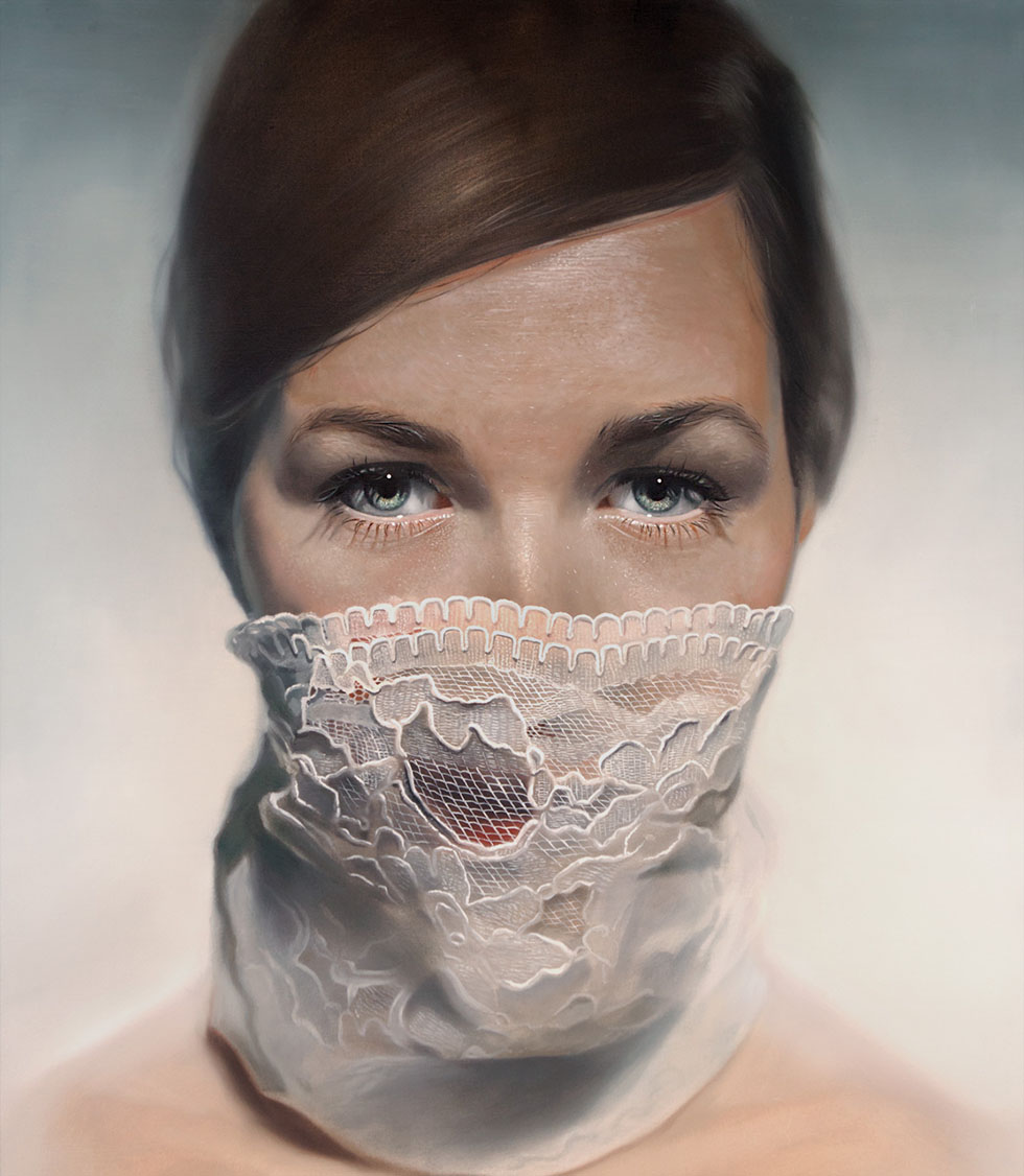 1 beautiful hyperreal paintings by mike dargas