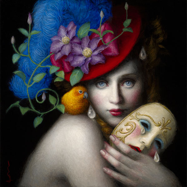 1 beautiful paintings by chie yoshii