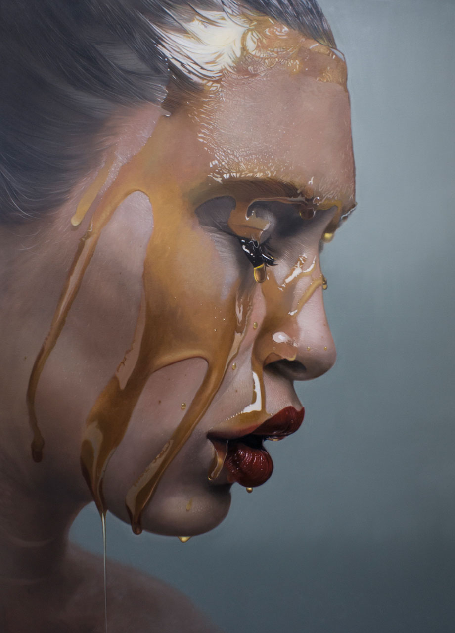 10 beautiful hyperreal paintings by mike dargas