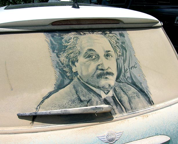 16 amazing artwork dirty cars by scott wade's