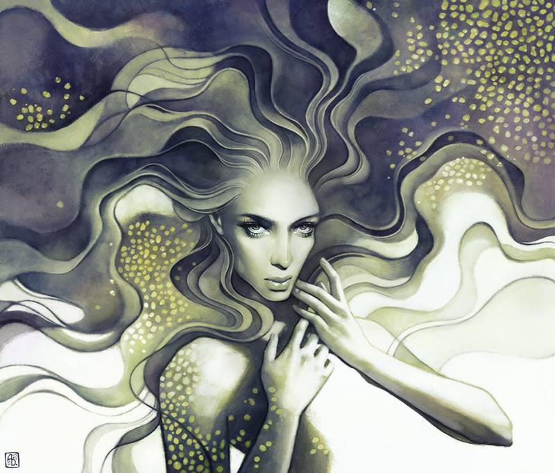 digital painting by anna dittmann