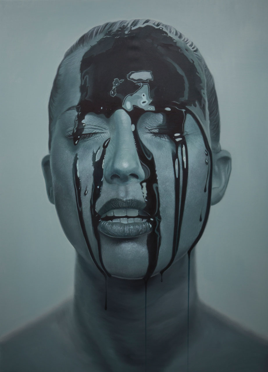 18 beautiful hyperreal paintings by mike dargas