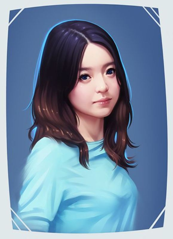 digital art by xiaoji