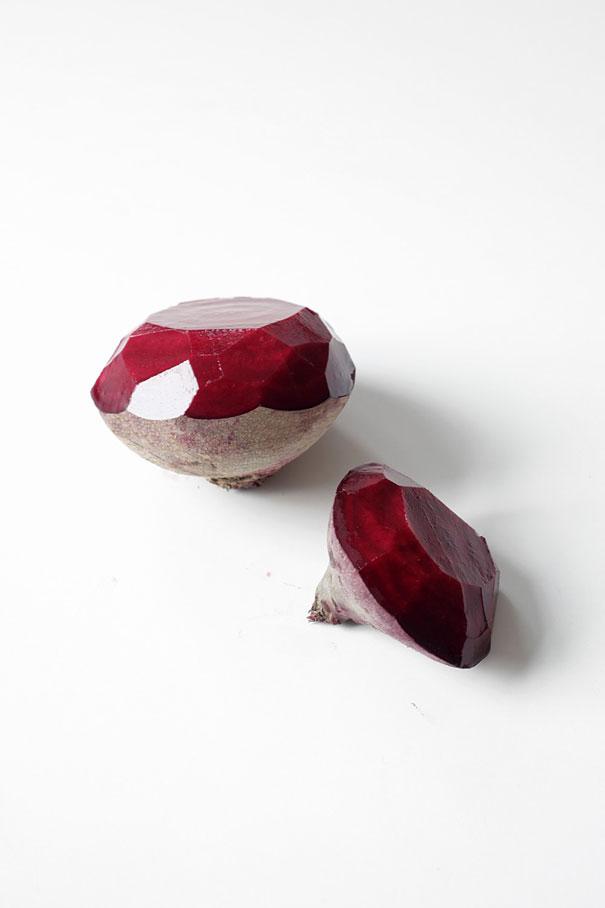 fruit art beetroot diamond art sarah illenberger