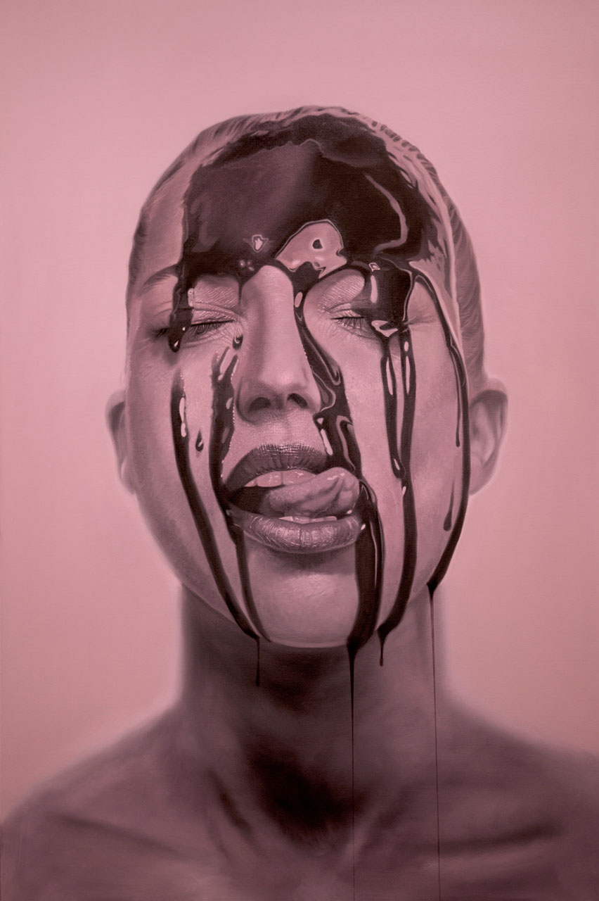 20 beautiful hyperreal paintings by mike dargas