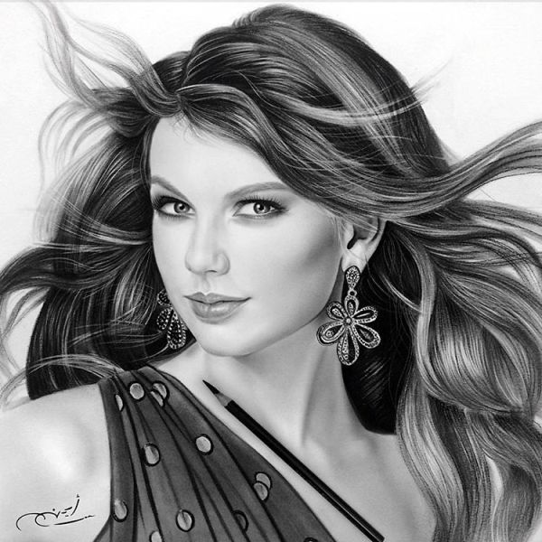21 pencil drawing by ayman