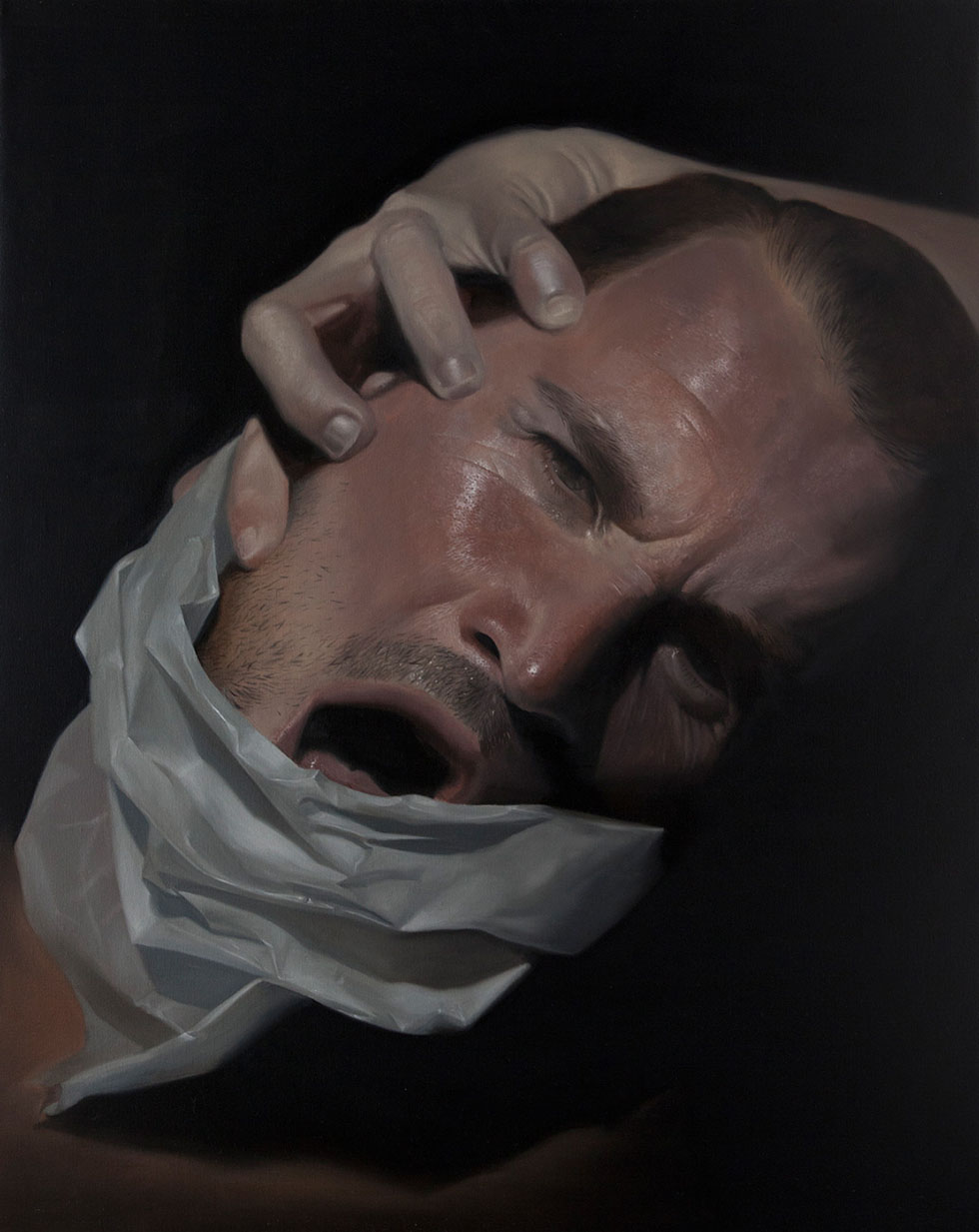 24 beautiful hyperreal paintings by mike dargas