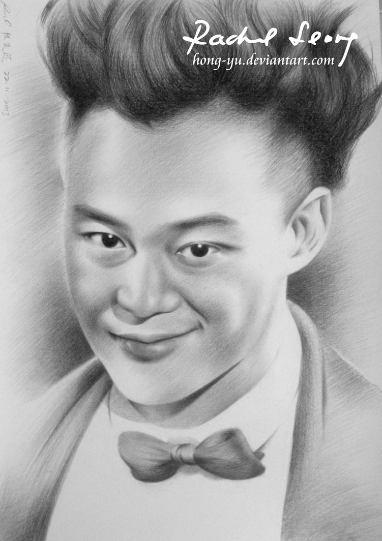 3 eason chan pencil art