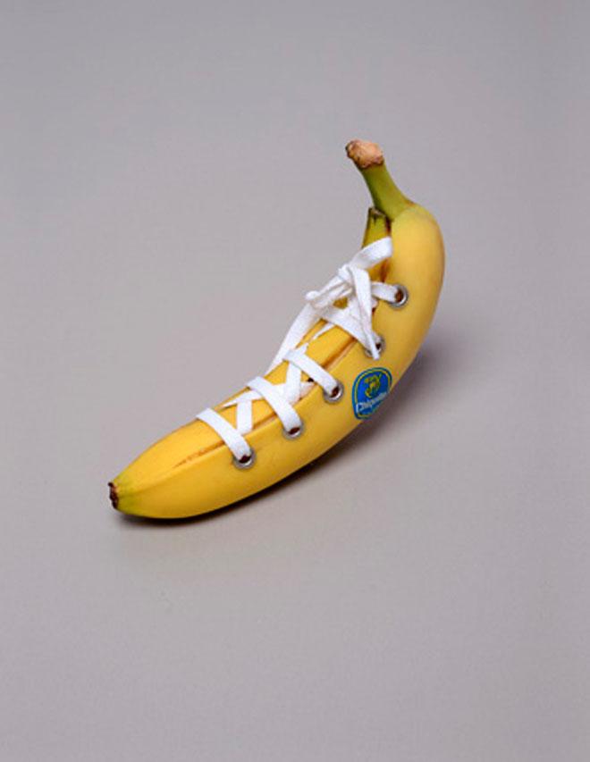 5 fruit art banana sarah illenberger