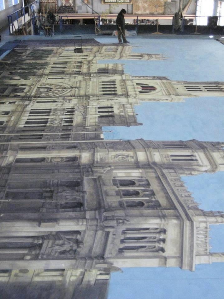 large paintings by cinta vidal
