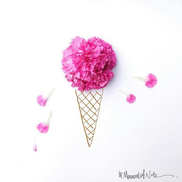 flower art by lim zhi wei