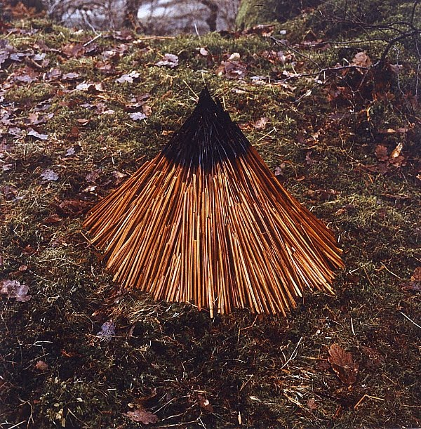 creative art ideas stick andy goldsworthy