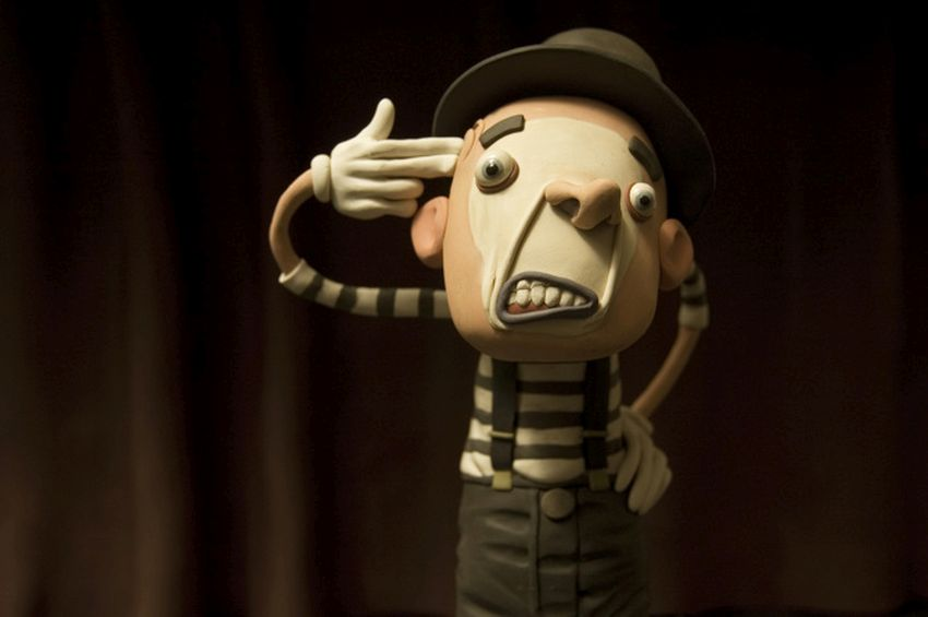 funny clay sculptures by gianluca maruotti