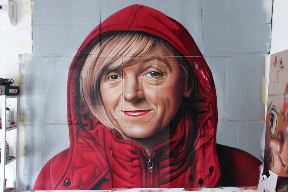1 street art by lonac