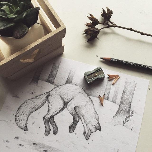 creative art by nina stajner