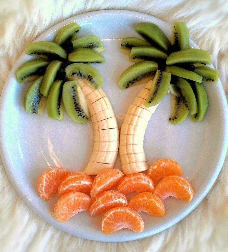 tree banana art