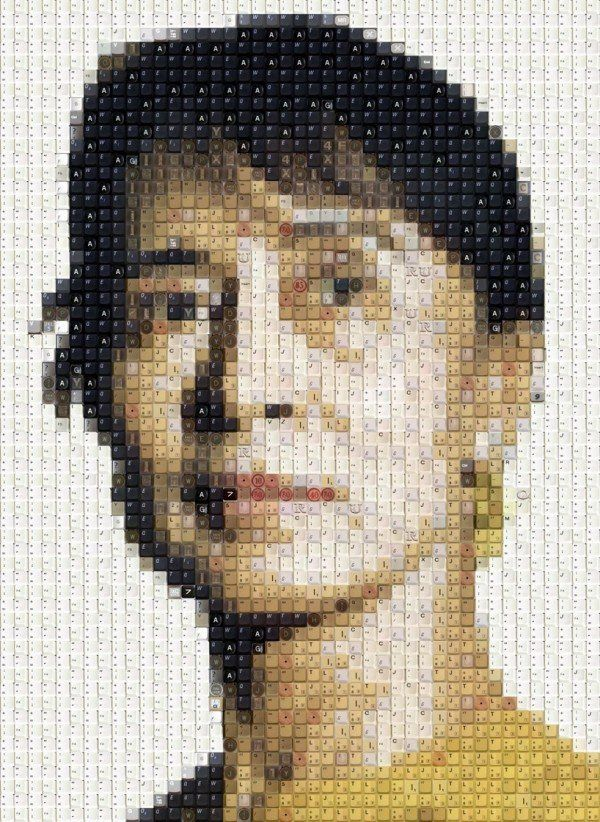 aung san suu kyi portrait drawing by knight