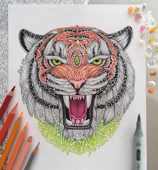 11 creative drawings by venla hannola