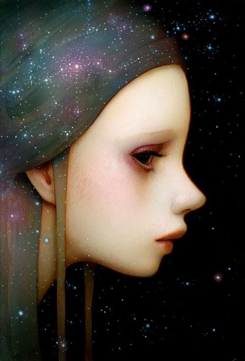 surreal art by naoto hattori