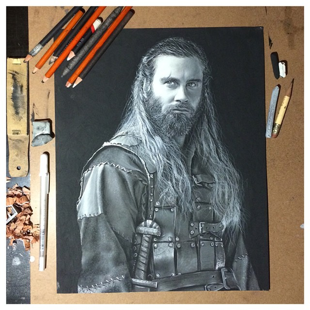 19 realistic drawing thor peter perlegas