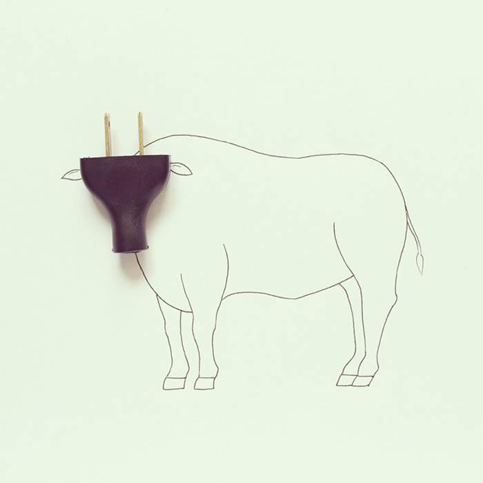 creative art works illustration by javier perez