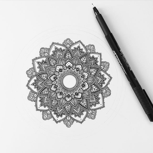 3 beautiful ornament art by asmahan ab
