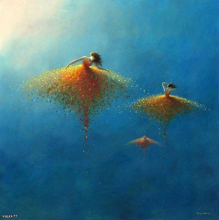 women surreal paintings by jimmy lawlor