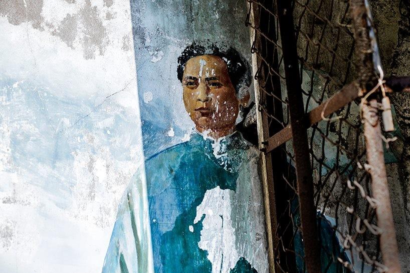 man street art by graham fink