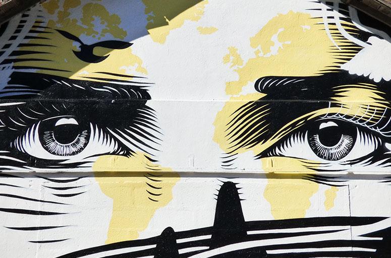 street art by fabio lopez
