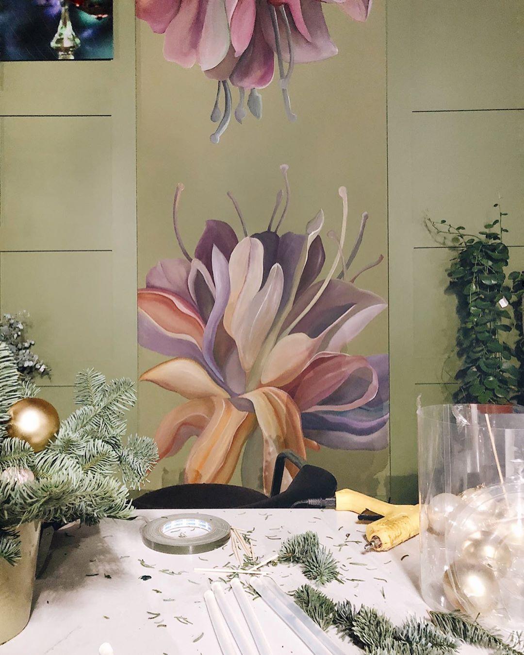 6 wall painting art ideas lilit sarkisian