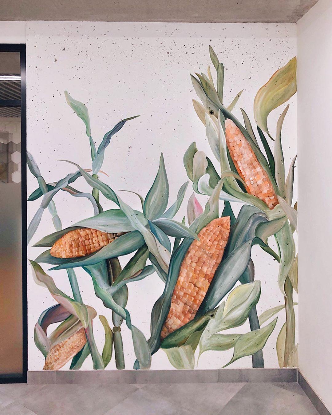 wall painting art ideas lilit sarkisian