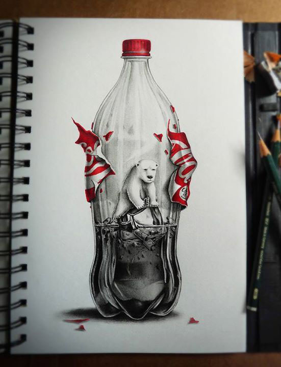 amazing graphite pencil drawings by pez