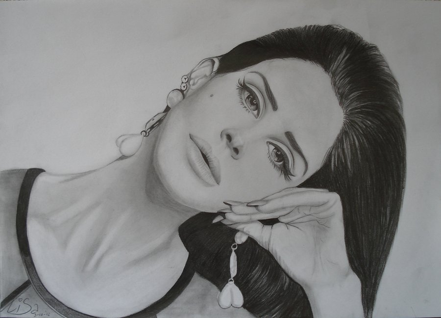 pencil drawing by phelipe barbosa